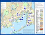 Thumbnail of the state of Buzzards Bay trends map